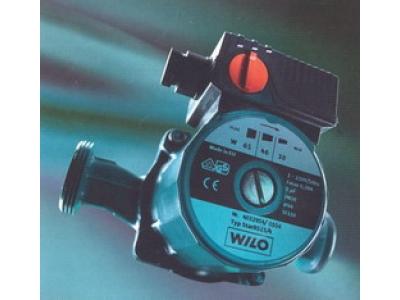 Отопление частного дома насосами Wilo TOP-Z, TOP-RL и Star-RS