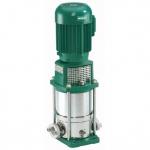 Купить вертикальные многоступенчатые моноблочные насосы Wilo Multivert MVI