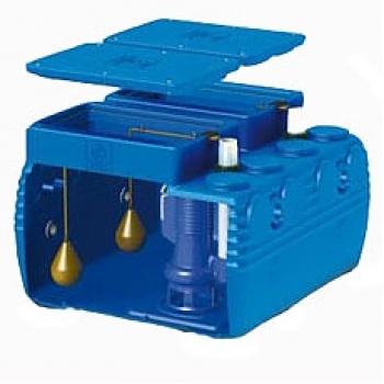 "Zenit BLUEBOX 400 FIX+TUBOPVC 1""1/2 NOGALL N"