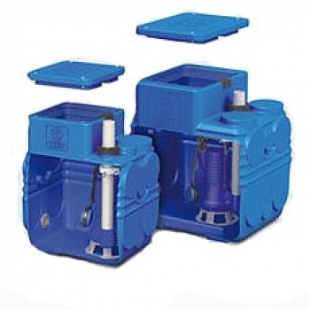 "Zenit BLUEBOX 150 FIX+TUBOPVC 1""1/2 NOGALL N"